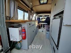 Mercedes T1 210 campervan (pre sprinter)