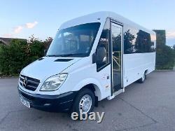 Mercedes-benz Sprinter Wheelchair Accessible Minibus 2009