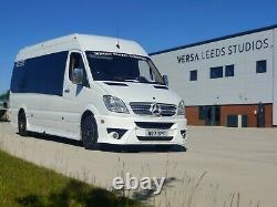 Mercedes sprinter 14 seater vip minibus coach