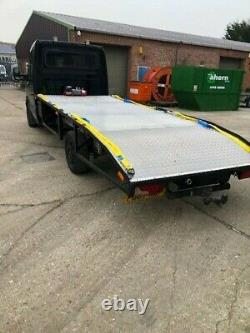 Mercedes sprinter 313 cdi lwb recovery truck low miles