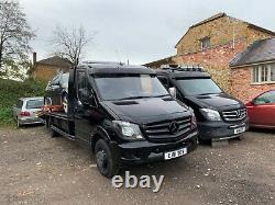 Mercedes sprinter 5 ton recovery truck fresh build