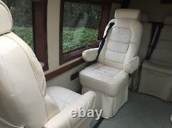 Mercedes sprinter 515 luxury mini coach