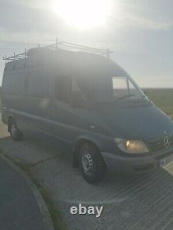 Mercedes sprinter campervan weekend getaways