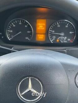 Mercedes sprinter lwb