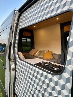 Mercedes sprinter mwb camper van 91000 mls