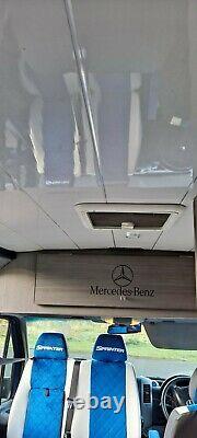 Mercedes sprinter race van camper van