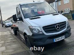 Mercedes sprinter recovery truck 3.5ton