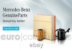 New Genuine Mercedes Sprinter W906 OM651 Service Kit With Engine Oil MB228.51