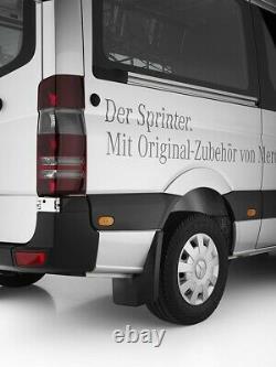 Original Mercedes Benz Rückleuchten links u. Rechts Sprinter 906 Black Line