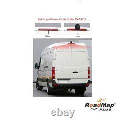 Reversing brake light camera reverse parking rear view for mercedes sprinter