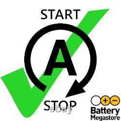 096 Bosch S5a08 Agm Démarrer La Batterie De La Voiture D'arrêt 12v 70ah Avec 5 Ans Garantie