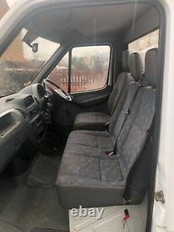 2004 04 Mercedes Sprinter 2.2 Camion De Récupération Manuelle Diesel Long Wheel Base