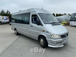 2005 Mercedes Sprinter 311 CDI 16 Places Mini Bus