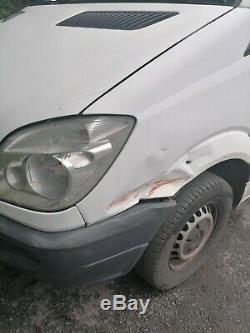 2012 Mercedes-benz Sprinter 313 CDI 2.1 Haut Panneau De Toit Van 4dr (lwb)