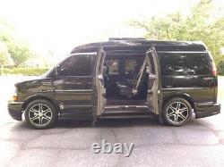 2014 Chevrolet Express Conversion Van Nba Player Best Deal Sur Ebay