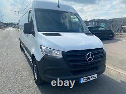 2019 19 Mercedes-benz Sprinter 2.1 314 CDI Lwb Haut Toit 141ch Euro 6