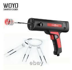 220v Handheld Flameless Induction Magnetic Heater Kit Car Bolt Nuts Removal Tool (en)
