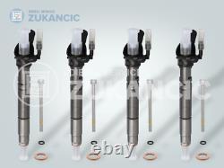 4x Commun Rail Injektor MB CDI Sprinter Vito A6460701487 0445115069 A6460701187