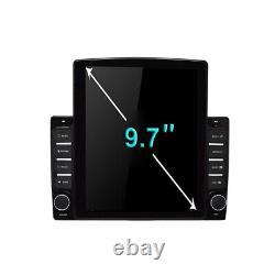 9.7 '' 1din Android 9.1 Voiture Stéréo Radio Gps Mp5 Joueurs Multimédia Wifi Hotspot