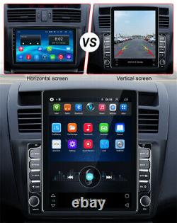 9.7po 2din Android 9.1 Voiture Stereo Radio Mp5 Player Sat Nav Gps Bluetooth Wifi Fm