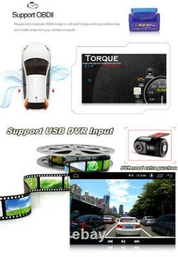 9po Single Din Android 8.1 Voiture Stereo Head Unité Radio Sat Nav Wifi Usb Fm Player