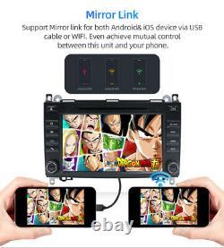 Android 10.0 Autoradio Sat Navi Gps Für Mercedes Sprinter Viano Vito W639 W906