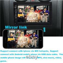 Android Car Stereo+gps Wifi Radio Usb Fur Mercedes Classe A/b Sprinter Vito Viano