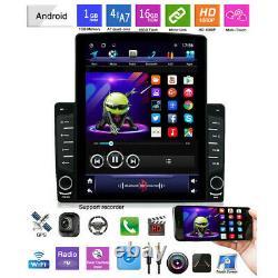 Android8.1 1din 10.1in Bt Car Stereo Radio Sat Nav Gps Wifi Lecteur Audio Usb Mp5