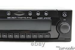 Becker Traffic Pro Be7820 Haute Vitesse Autoradio Navigationssystem Cd-radio Aux-in