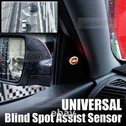 Blind Spot Assist Warning Led Sensor Light Back Up Alarmes Pour Mercedes Benz