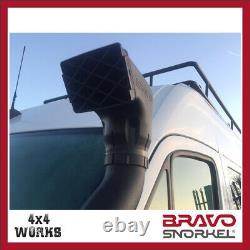 Bravo Snorkel Kit Pour Mercedes-benz Sprinter W906 & Volkswagen Vw Crafter 06-18