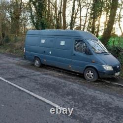 Camper Van Conversion Sprinter