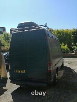 Campervan Hors Réseau Motorhome Ex Support Vehicle Week-end Getaw