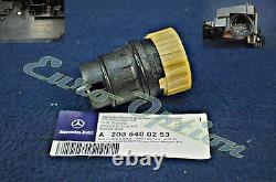 Conducteur De Transmission Mercedes Oes + Connecteur + Filtre Mann / Kit De Gaz