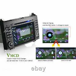 Dab + Mercedes Benz A Autoradio / B Klasse Gps Navi DVD Sprinter Vito Viano Crafter