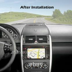 Dab+car Stereo Mercedes Classe A/b Viano Vito Sprinter W639 Android 10.0 Carplay