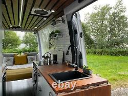 Entièrement Déconnecté Mercedes Sprinter Lwb Camper / Aventurier (à Voir)