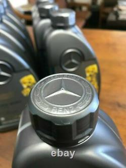 Filtre À Huile Moteur Avec 7 Litres 5w-40 Kit D'huile À Moteur Pour Mercedes Benz Changement D'huile
