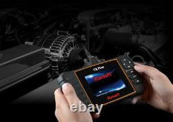 Icarsoft Cr Abs Plus Elite 2020 Scanner Moteur Airbag Getriebe Obd 2 Service Öl