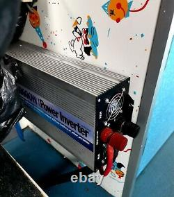 Ice Cream Van À Vendre Lwb Mercedes Sprinter (2003)