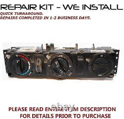 Kit De Réparation Pour 2003 2006 Dodge Sprinter Climatiques Chauffage Ac Température De Contrôle