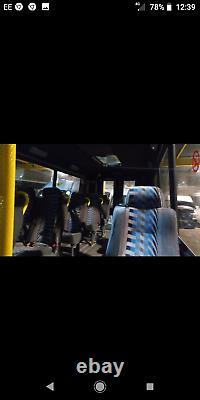 Mercedes Mellor 16 Places Minibus Camping-car Psv Ex Conseil Contrôle Technique