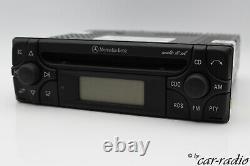 Mercedes Original Autoradio Bluetooth Mp3 Mf2910 Audio 10 CD Radio Rds Code