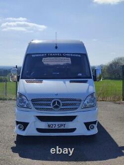 Mercedes Sprinter 14 Places Vip Minibus Car