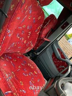 Mercedes Sprinter 17 Siège Extended Mini Bus / Coach Avec Boot, 2006 413 CDI
