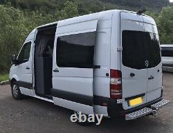 Mercedes Sprinter 2 Berth Camper Van Mwb 313 Nouvelle Bande De Conversion Faible De 12 £