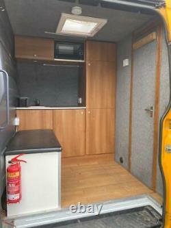 Mercedes Sprinter 2011 Camping-car