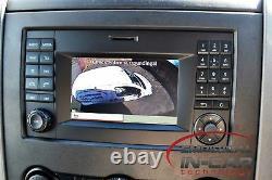 Mercedes Sprinter (2014 2019) Inverser Inverse Kit De Caméra Pour Oem Radio