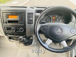 Mercedes Sprinter 2015 313 CDI Mwb Haut Toit A/c Panneau Van Euro 5 No Vat