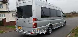 Mercedes Sprinter 316 Luxury Tourer Vip Minibus 2014 Left Hand Drive 9 Places